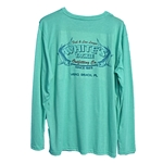 ALUTECNOS BLUEFIN WHITE'S TACKLE VERO SUNSHIRT LONG SLEEVE